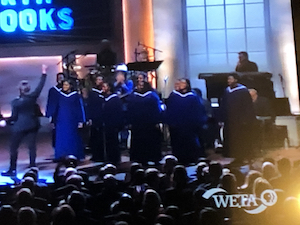 Picture of Chorale at GarthBrooksGala2020
