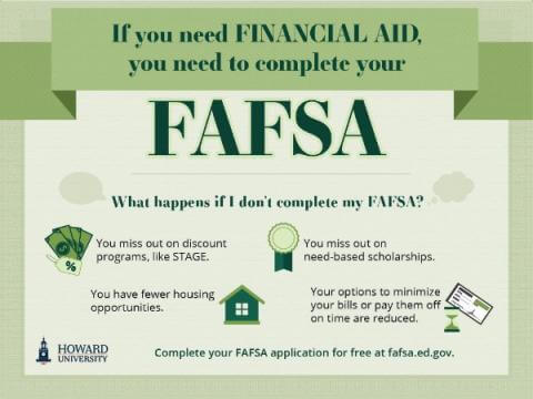 FAFSA Informational Flyer