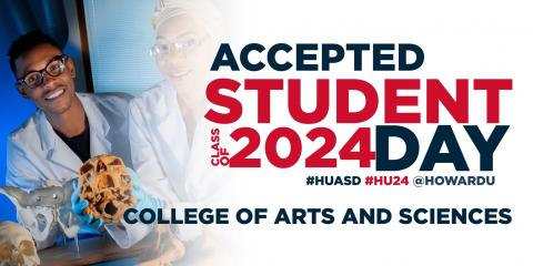 Accepted Student Day 2020 Flyer Image