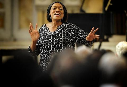 Jessye Norman in Performance