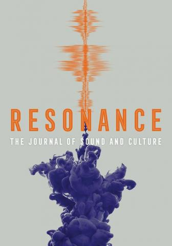 Resonance magazine cover
